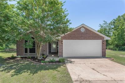 Madison County, Brazos County Single Family Home For Sale: 11452 Coleman Street