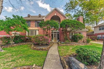 Kingwood Single Family Home For Sale: 3210 Greenwood Glen Drive