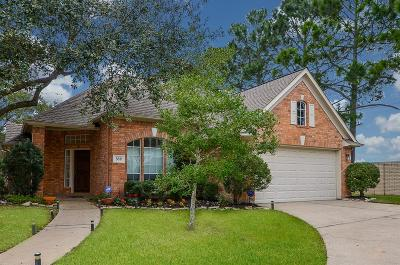 Single Family Home For Sale: 5631 Lake Place Drive