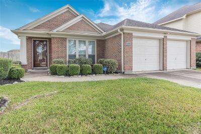 Missouri City Single Family Home For Sale: 3415 Aldridge Drive