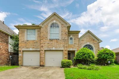 Houston Single Family Home For Sale: 9106 Uppercove Circle