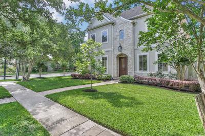 Houston Single Family Home For Sale: 4203 Tennyson Street