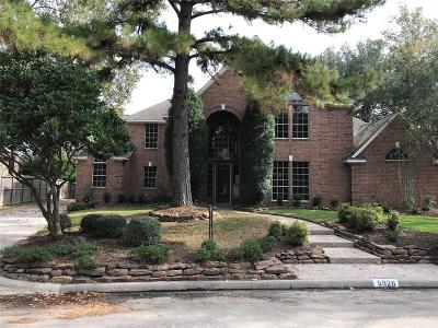 Kingwood Single Family Home For Sale: 5926 Juniper Bluff Court