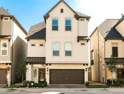Houston Single Family Home For Sale: 10907 Upland Pass Drive