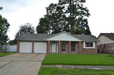 Single Family Home For Sale: 11050 Lafferty Oaks Street