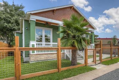 Houston Single Family Home For Sale: 304 Walton Street