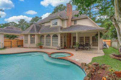 Kingwood TX Single Family Home For Sale: $389,900