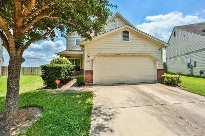 Fresno TX Single Family Home For Sale: $205,000