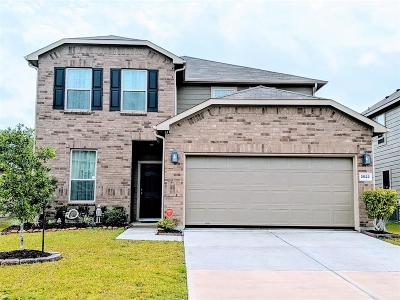 Missouri City Single Family Home For Sale: 2523 Bedrock Lane