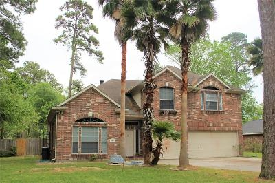 Magnolia Single Family Home For Sale: 910 Box Elder Drive
