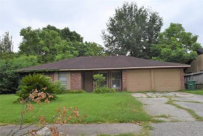 Houston Single Family Home For Sale: 5707 Bridlington Street