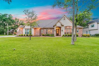 Fulshear TX Single Family Home For Sale: $675,000