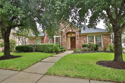 Tomball Single Family Home For Sale: 11406 Brown Trail
