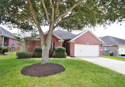 Bacliff Single Family Home For Sale: 4935 Chase More Drive