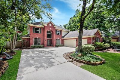 The Woodlands Single Family Home For Sale: 11 Gabled Pines Place