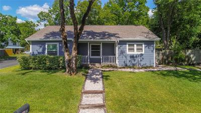 Walker County Single Family Home For Sale: 1703 Avenue P
