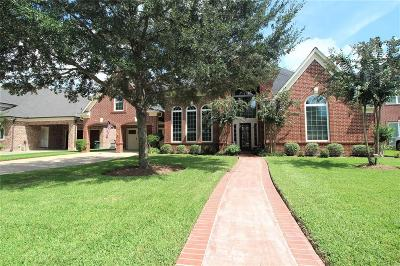 Houston Single Family Home For Sale: 3910 Pinesbury Drive