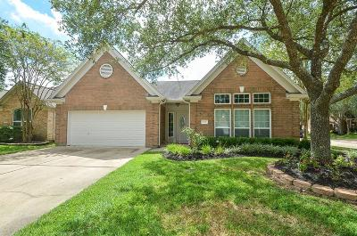 Katy Single Family Home For Sale: 6511 Everhill Circle