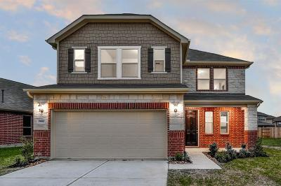 Katy TX Single Family Home For Sale: $244,995