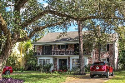 Single Family Home For Sale: 5519 S Ardmore Street