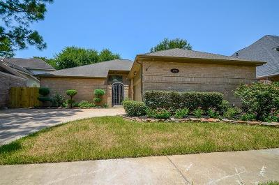 Houston Single Family Home For Sale: 1306 Kent Oak Drive