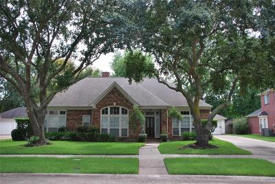Sugar Land Single Family Home For Sale: 5102 Cambridge Street