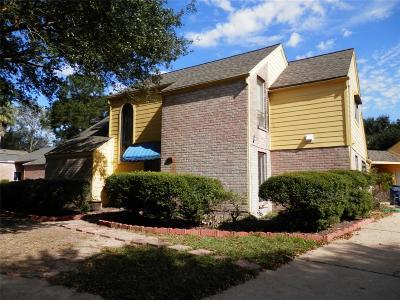 Houston Single Family Home For Sale: 15506 Stoney Fork Drive