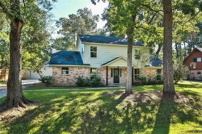 Conroe Single Family Home For Sale: 643 Mosswood Drive
