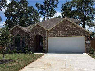 New Caney Single Family Home For Sale: 18804 Laurel Hills Drive