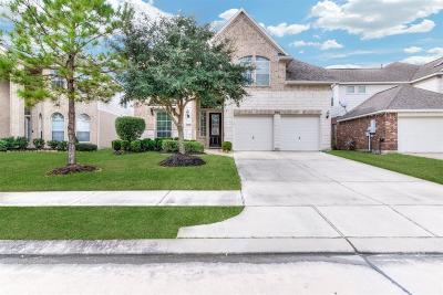 Pearland Single Family Home For Sale: 2906 Biscayne Springs Lane