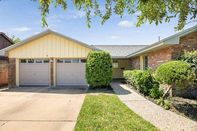 Galveston TX Single Family Home For Sale: $290,000