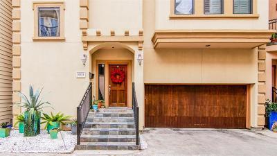 Houston Single Family Home For Sale: 5701 Kiam Street #B