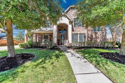 Pearland Single Family Home For Sale: 12407 Rippling Rock Court