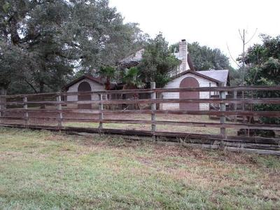 Bellville Single Family Home For Sale: 4914 Fm 529 Road