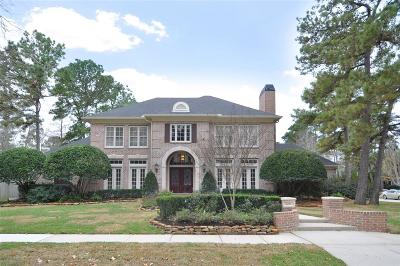 Kingwood Single Family Home For Sale: 2251 Kings Trail