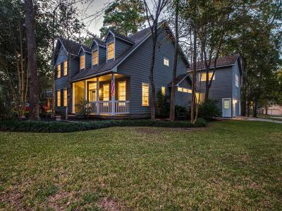 The Woodlands Single Family Home For Sale: 22 Sky Terrace Place