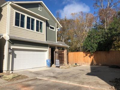 Houston Single Family Home For Sale: 1523 Aldana Place