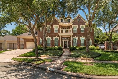 Houston Single Family Home For Sale: 15411 Rocky Oak Court