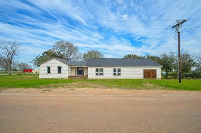 Cat Spring Single Family Home For Sale: 2834 Fm 949