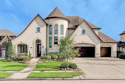 Friendswood Single Family Home For Sale: 1109 Rymers Switch Lane