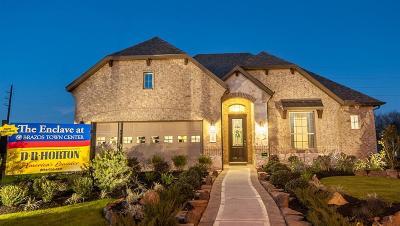 Rosenberg Single Family Home For Sale: 6502 Sterling Shores Lane