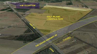 Dayton Residential Lots & Land For Sale: 5101 E Highway 90 Highway E