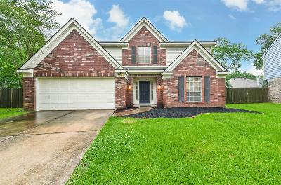 League City Single Family Home For Sale: 2208 Fennigan Court