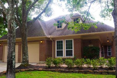 Kingwood Single Family Home For Sale: 4407 Denmere Court
