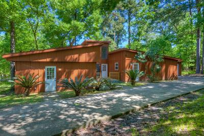 San Jacinto County Single Family Home For Sale: 200 N Forest Cove Loop