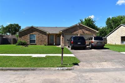 Missouri City Single Family Home For Sale: 1246 River Rock Drive