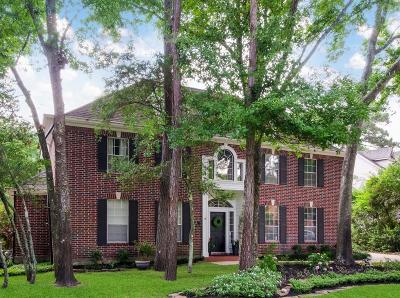 The Woodlands Single Family Home For Sale: 7 Forge Hill Place