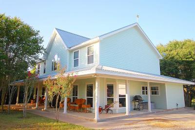Weimar Farm & Ranch For Sale: 1128 Deer Trail Road
