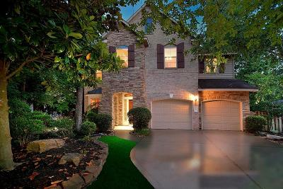 The Woodlands Single Family Home For Sale: 50 S Longsford Circle