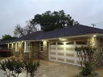 Houston Single Family Home For Sale: 5923 Moonmist Drive